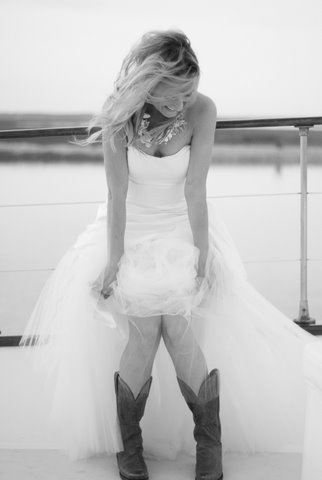 Wedding Parties and Photo Session on the water in Charleston SC